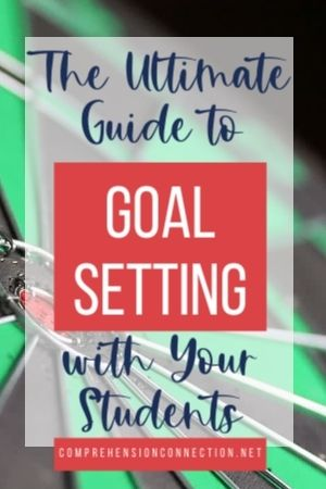 Whether it's Back to School Time or your first day back in January, this goal setting theme will be just what you need to focus your students. Check out the collection of ideas, book suggestions, and FREEBIES