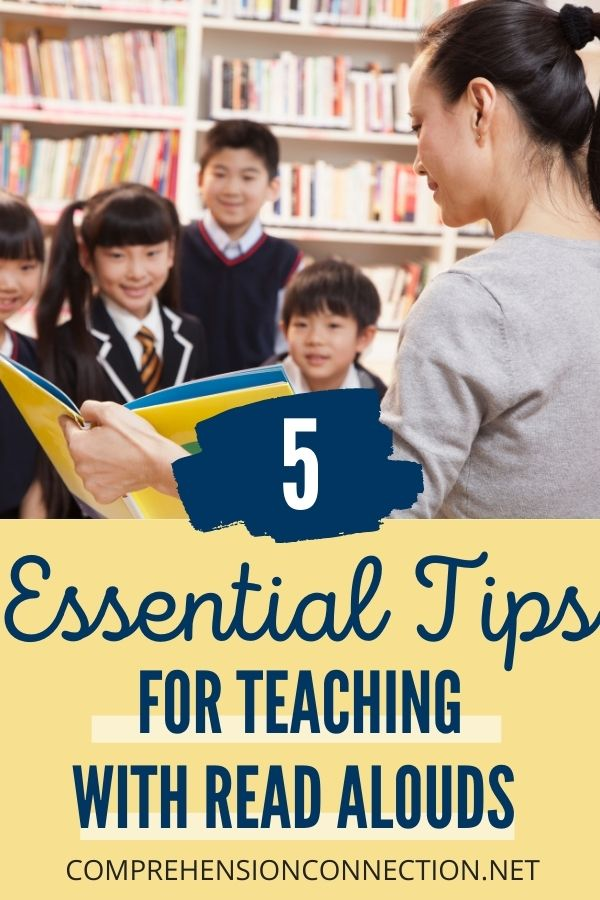 Read alouds can do so much for our students. They can listen to fluent reading, learn about new authors, hear our thinking about vocabulary, character development, plot, and more. So which books make the best read alouds and how can we use them effectively? In this post, I share ten titles I love and how I use them.