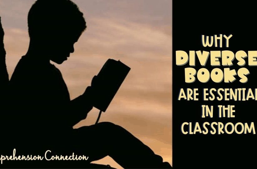 No matter whether you are teaching a diverse population or not, there is a great need to incorporate literature into your teaching that reflects people from all parts of our world. This post offers a collection of books to use in your lessons.