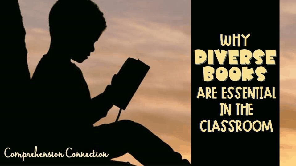 No matter whether you are teaching a diverse population or not, there is a great need to incorporate diverse books into your instruction. Our teaching needs to be inclusive and reflect people from all parts of our world. This post offers recommended titles.