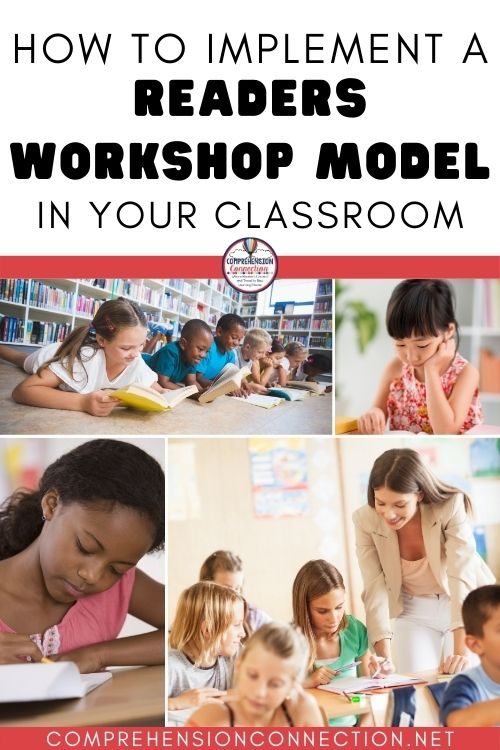 Have you been interested in exploring a readers workshop model for your language arts block, but feel like you need to understand a little more about it? The workshop model keeps the reader and writer in mind, emphasizes choices, and employs more partner and small group learning. This post explains it all.