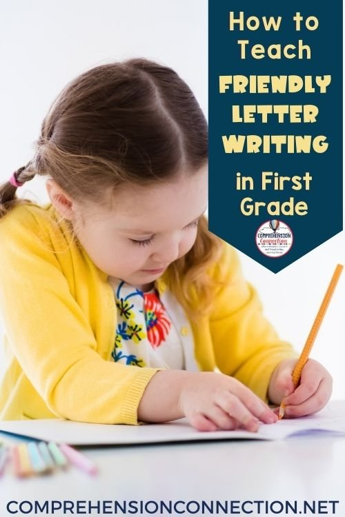 Writing friendly letters is an important skill. Kids love communicating with family and friends with them. In this post, I share mentor texts and a great freebie.