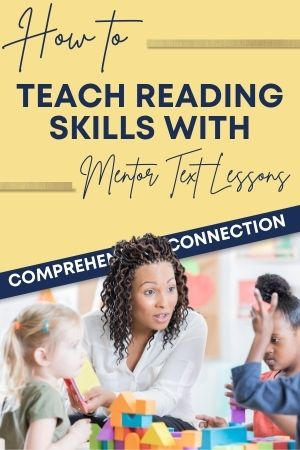 No matter the reading skill, mentor text lessons can make a HUGE difference for your students. Students need to see skill modeling through exemplar texts and with teacher think aloud. This post offers tips on how to select texts and plan them.