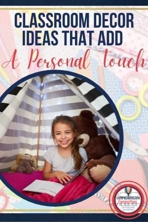 The summer is a great time to get crafty and make things you can use in your classroom. There are so many things you can do with a can of spray paint, mod podge, and a glue gun. This post includes easy to make classroom decor ideas you'll enjoy making for your room.