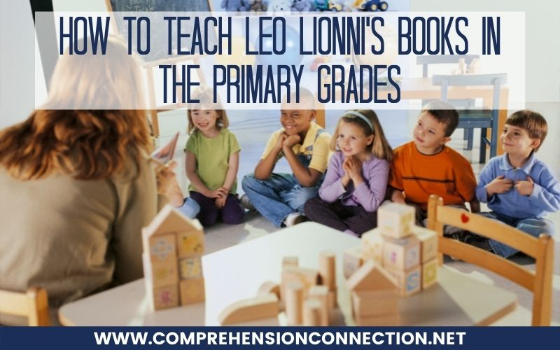 Leo Lionni is a favorite author for the primary grades. This post includes lesson ideas and resources celebrating his wonderful books. Every child should enjoy these sweet animal tales.