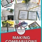 Making comparisons is a skill all students need to master, but finding the right tools to get the job done isn't always easy to do. This post features a fun hands-on project with a gradual release format your students will love. Check it out to learn more.