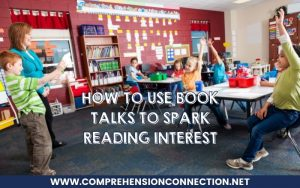 Read more about the article How to Use Book Talks to Spark Reading Interest