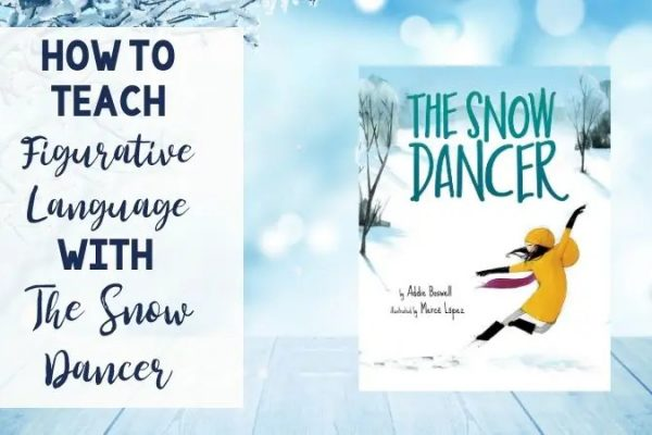 How to Teach Figurative Language with The Snow Dancer